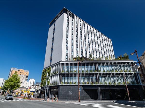 ホテルトラッド博多<2021.08OPEN>