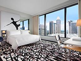 JW マリオット ホテル シンガポール サウス ビーチ