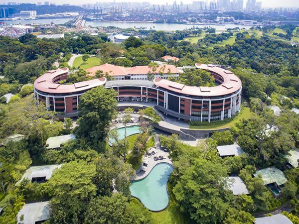 カペラ シンガポール
