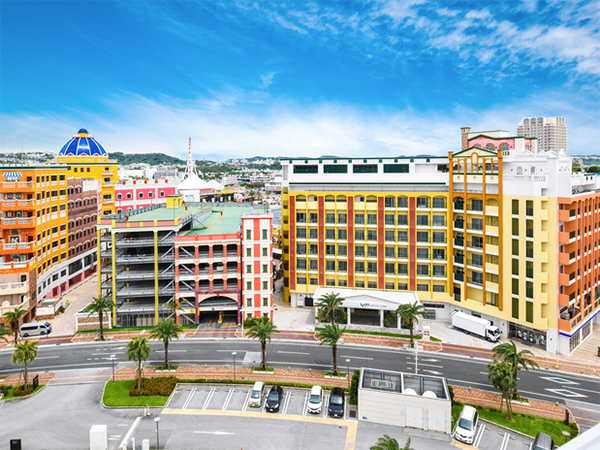 北谷温泉 レクー沖縄北谷スパ&リゾート|ベッセルホテルズ<2020.03OPEN>