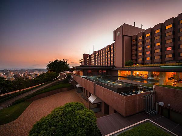 SHIROYAMA HOTEL kagoshima(城山ホテル鹿児島)(旧:城山観光ホテル)
