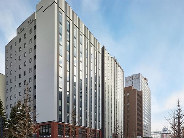 三井ガーデンホテル札幌ウエスト(2020.02OPEN)