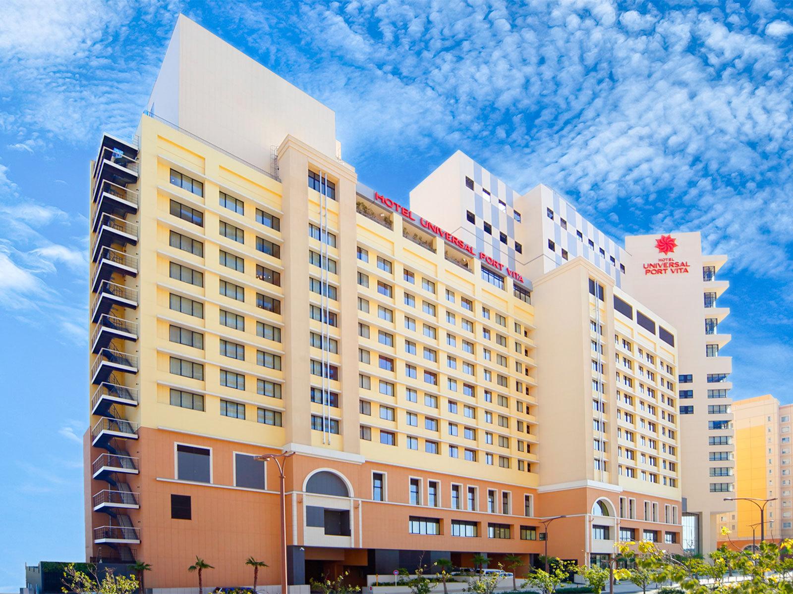 ホテルユニバーサルポートヴィータ