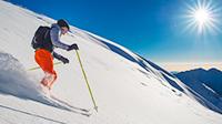 冬を先取り、お先でスノ。