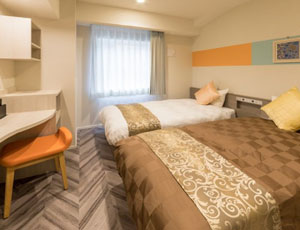 SARASA HOTEL新大阪(サラサ ホテル新大阪 2018年9月開業)