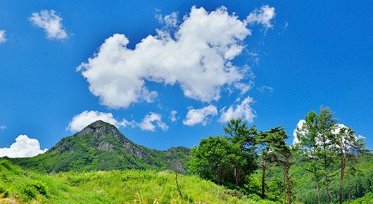 山・高原・避暑地の涼やかな宿