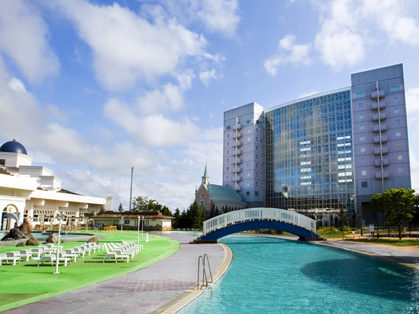 シャトレーゼ ガトーキングダムサッポロ ホテル&スパリゾート