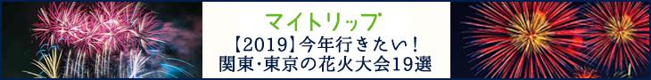 マイトリップ【2019】今年行きたい!関東・東京の花火大会19選