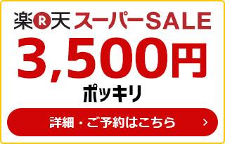 3,500円ポッキリ