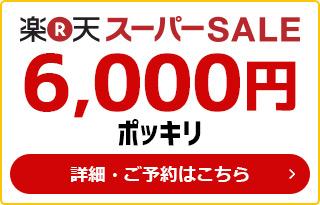 6,000円ポッキリ