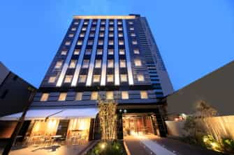 クインテッサホテル大阪心斎橋(2017年9月15日オープン)