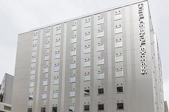 ホテル オリエンタルエクスプレス 東京銀座 (2019年7月26日開業)