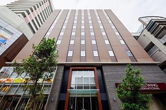 ホテルウィングインターナショナル神戸新長田駅前(2019年6月オープン)