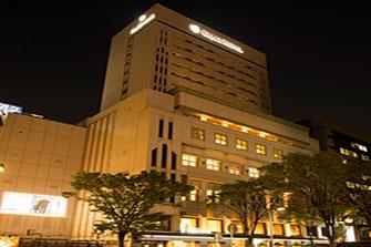 新横浜グレイスホテル(2019年4月25日よりリニューアルオープン)