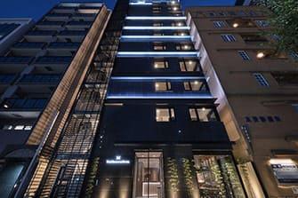 ザエディスターホテル京都二条(2018年10月1日オープン)