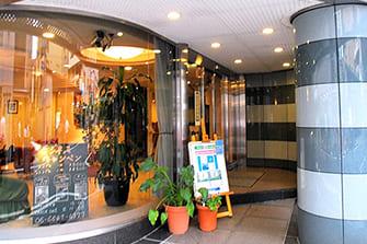 ホテル ル・ボテジュール ナンバ