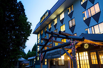 蔵王温泉 ホテル ハモンドたかみや