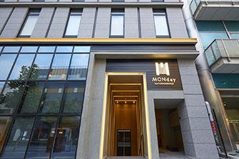 hotel MONday 京都烏丸二条(2020年7月23日開業)