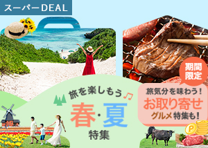 楽天ポイント最大40%貯まる!日本全国のお得なシークレットプラン