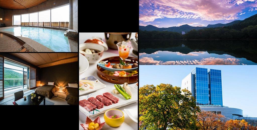 蔵王温泉たかみや瑠璃倶楽リゾート ‐RURIKURA RESORT‐