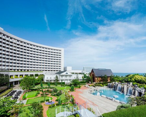 シェラトン・グランデ・ トーキョーベイ・ホテル
