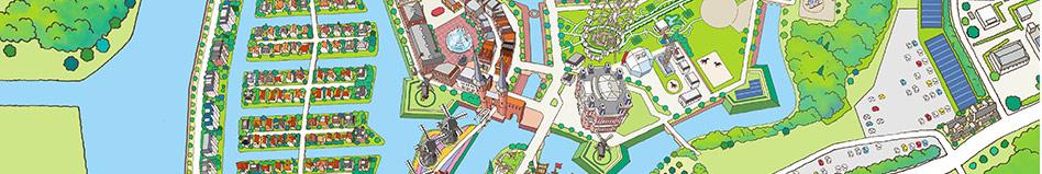 パーク内 MAP