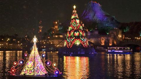 東京ディズニーシーのクリスマス2019で今年最後のショーを堪能しよう!