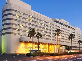 サンルートプラザ東京(2019/10/1より「東京ベイ舞浜ホテル ファーストリゾート」へリブランド)