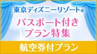 東京ディズニーリゾート® 航空券+宿泊