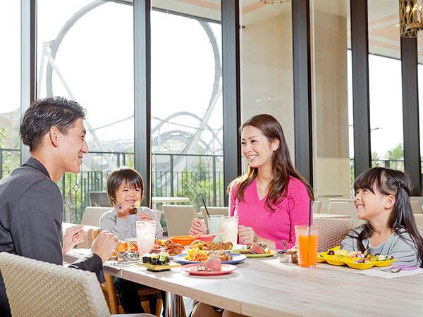 ザ パーク フロント ホテル アット ユニバーサル・スタジオ・ジャパン™