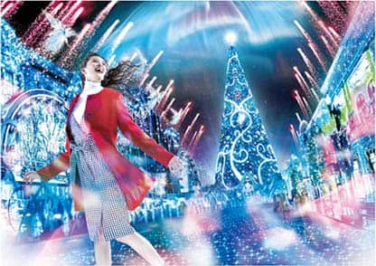 ユニバーサル・クリスタル・クリスマス
