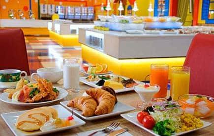 【シーズン毎に変わる朝食がおすすめ】