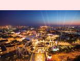ホグワーツTM・マジカルセレブレーションやユニバーサル・スぺクタル・ナイトパレード~ベスト・オブ・ハリウッド~など、夜のパークを存分に楽しめる!