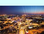 ホグワーツTM・マジカル・セレブレーションやユニバーサル・スぺクタクル・ナイトパレード ~ベスト・オブ・ハリウッド~など、夜のパークを存分に楽しめる!