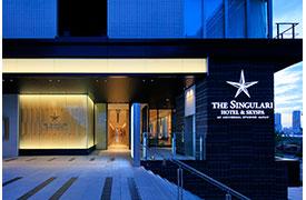 ザ シンギュラリ ホテル & スカイスパ アット ユニバーサル・スタジオ・ジャパンTM